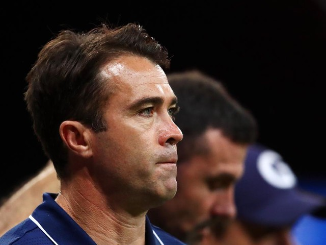 Geelong coach Chris Scott says welfare is more important than anything right now