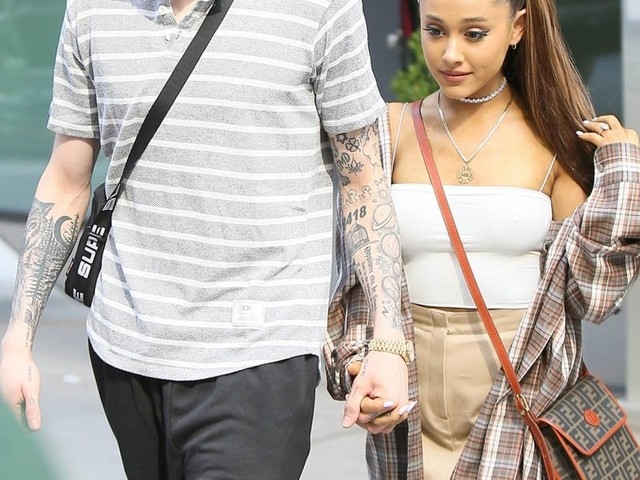 Will Ariana Grande and Pete Davidson get married on date represented in Pete's father's FDNY badge?