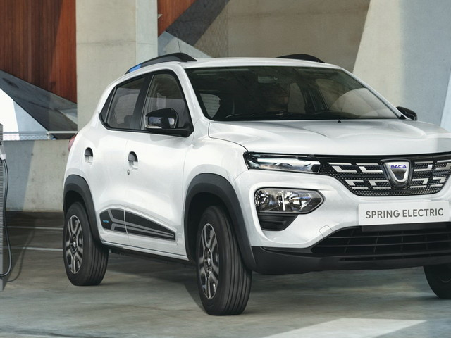 French Unions Angry At Renault Over China-Made Dacia EV