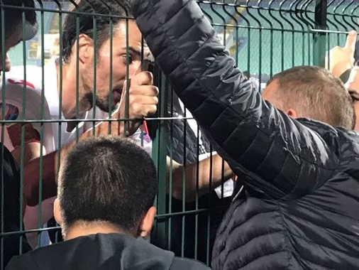 Bulgaria captain Ivelin Popov 'embarrassed' by racist fans during defeat to England