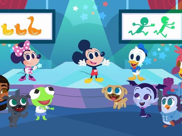 Disney Junior's Adorable New Short For Preschoolers Teaches Little Kids About Voting