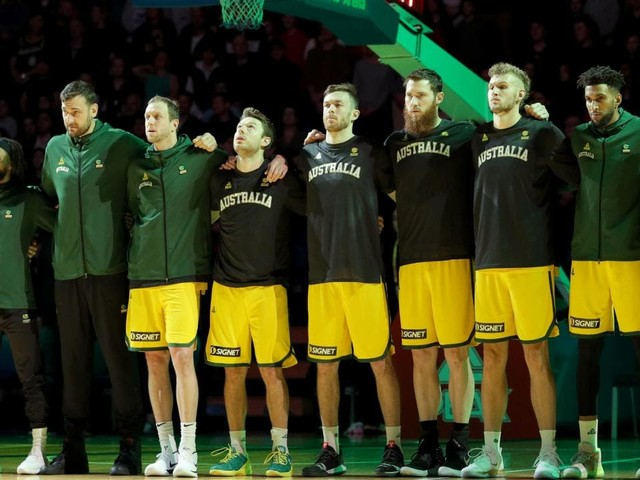 Team USA looking to emulate the Australian Boomers' 'unusual bond'