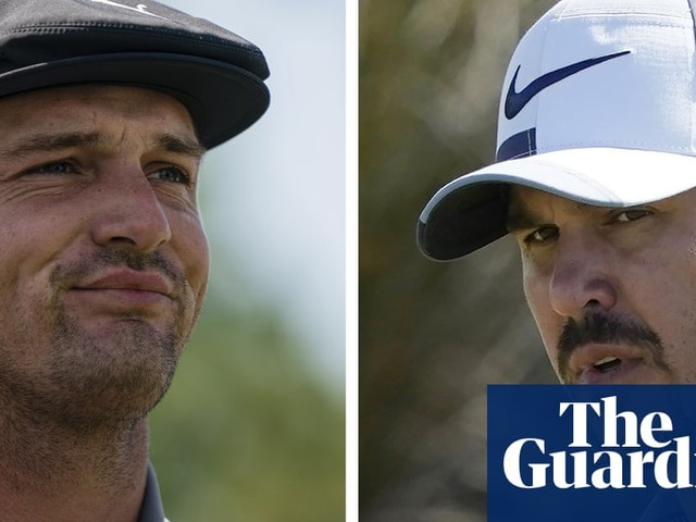 Ryder Cup: Harrington warns Koepka-DeChambeau enmity can inspire US
