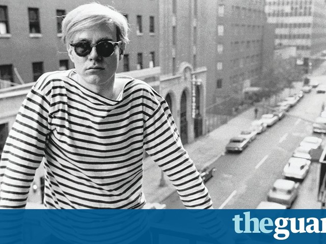 Factory records: Andy Warhol's 1960s captured by Stephen Shore – in pictures