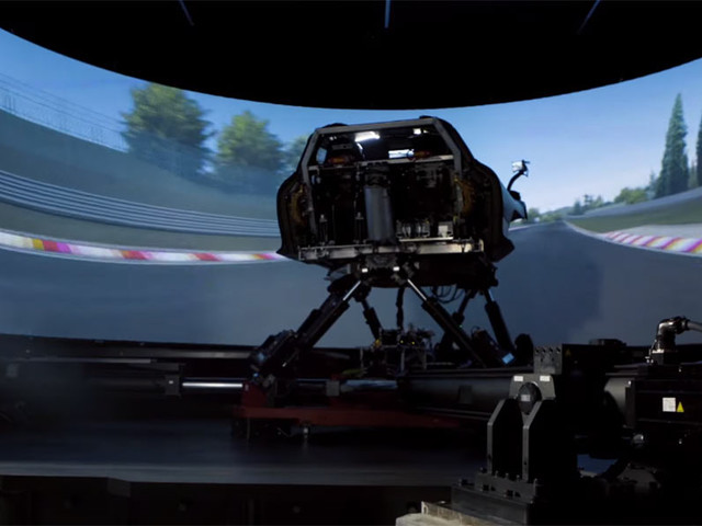 Mercedes-AMG Is Using A Special Simulator To Help Develop The One Hypercar