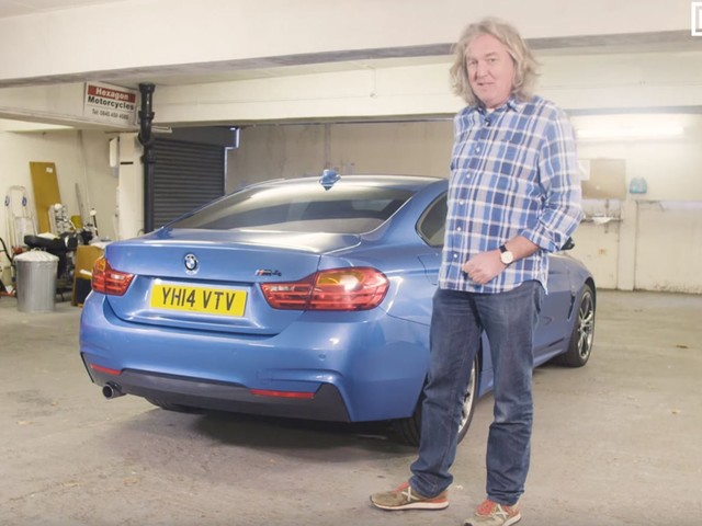 Badges And Stripes: James May 'Unpimps' A BMW 420i Pretending To Be An M4