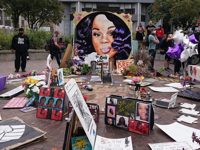 United States: Outrage in Louisville after police not charged with Breonna Taylor's murder