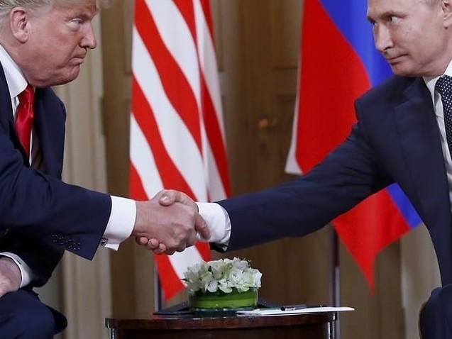 Putin-Trump bromance to continue in Paris
