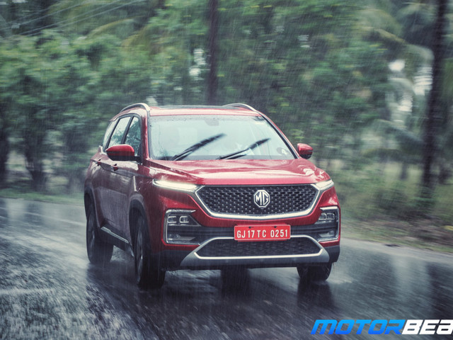 MG Hector Test Drive Review – Insane Tech