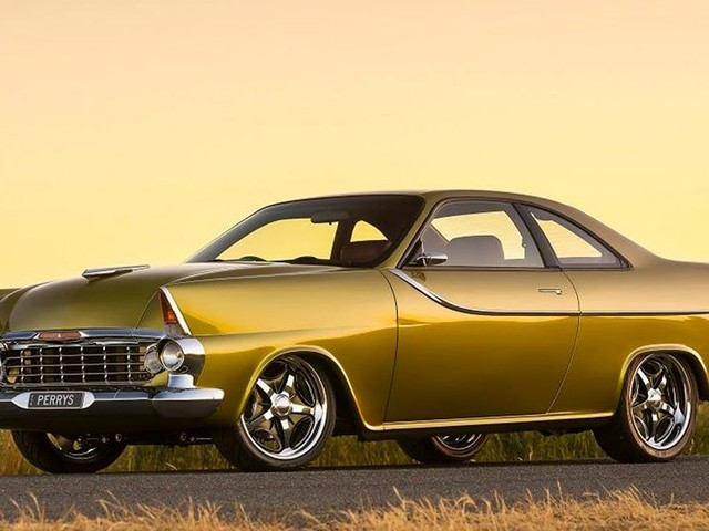 The Tail Spin Holden FB Was Frankensteined From Five Cars, Including An R33 Skyline