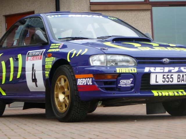 Want to be Colin McRae? Now you can try, with Prodrive Legends