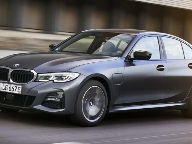 2021 BMW 320e, 520e plug-in hybrids revealed for Europe, Australian launch unconfirmed