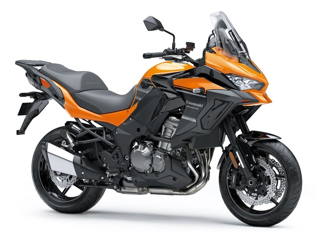 2020 Kawasaki Versys 1000 Launched, Price Not Announced!