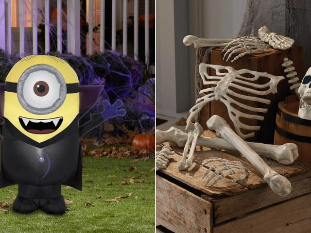 Deck the Halls With Horror - Target's Outdoor Halloween Decor Is Frightfully Delightful