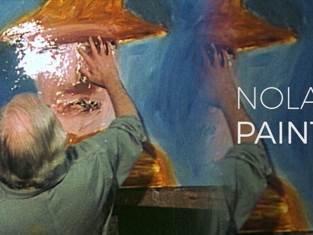 Rewind Nolan Paints a Portrait