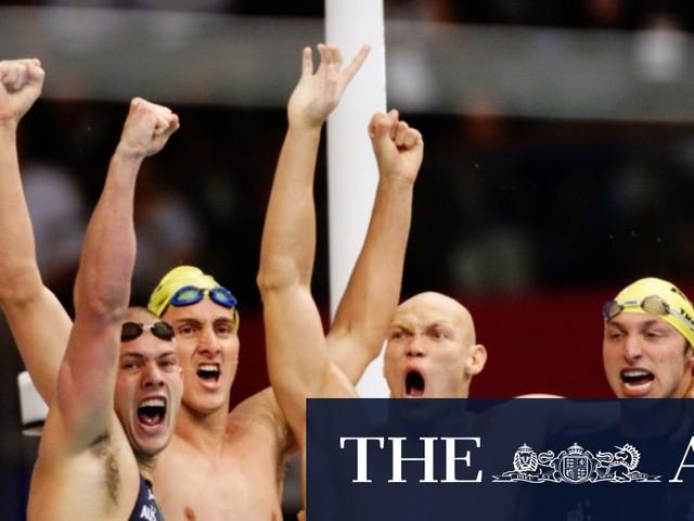 Sydney 2000 Olympics: Swimming