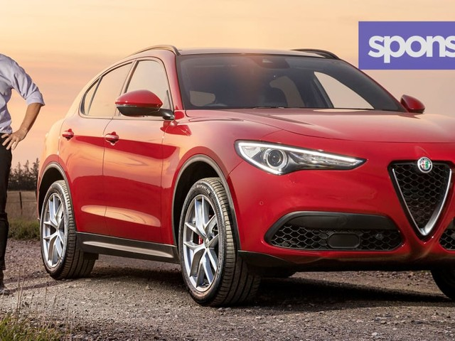 Alfa Romeo Stelvio: Buyer test drives [sponsored]