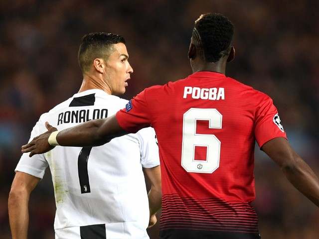 Juventus want Paul Pogba back. Their star man Cristiano Ronaldo just gave them the green light