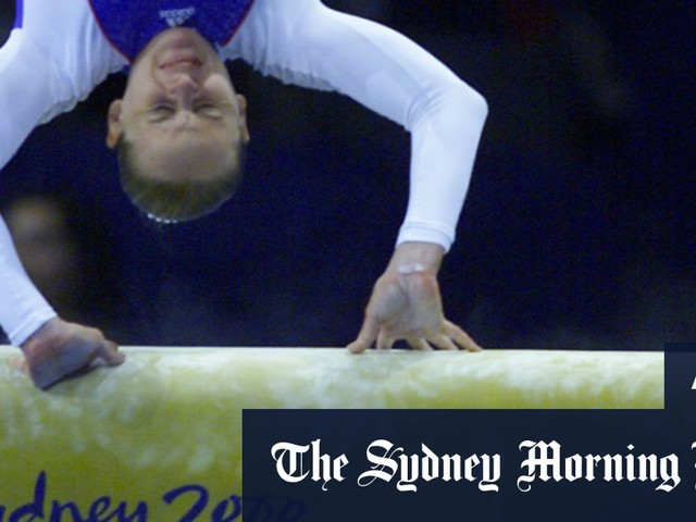 'Does the vault look low to you?': The Aussie teen who spotted Sydney's stunning gymnastics fail