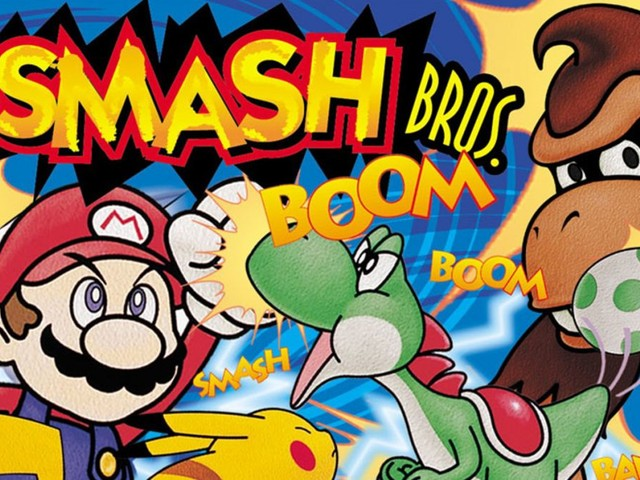 How Super Smash Bros. 64 became king of the crossovers