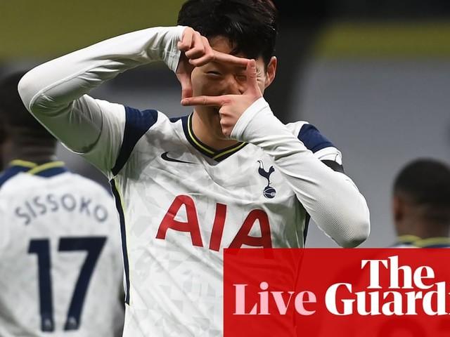 Tottenham Hotspur v Manchester City: Premier League – live!