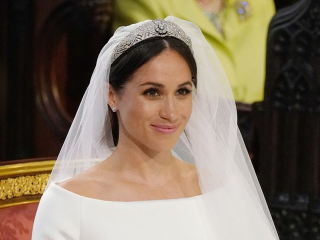 Meghan Markle Might Be the Most Beautiful Bride We've Laid Eyes on - See ALL the Photos!