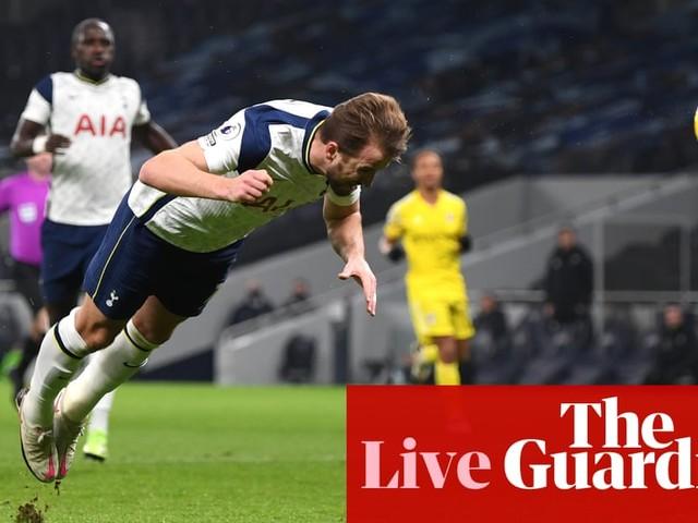 Tottenham Hotspur v Fulham: Premier League – live!