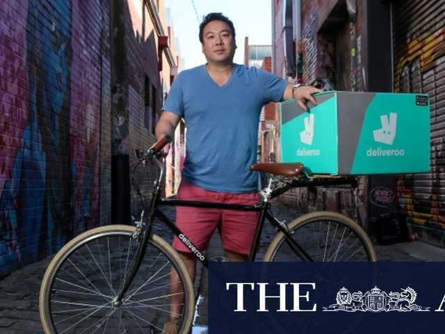 How Shu turned Deliveroo from a 'death trap' startup into a $14b unicorn
