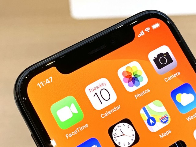 This could be Apple's iPhone 12 plan to minimize the notch