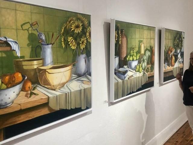 Rose garden end is good news for art gallery team