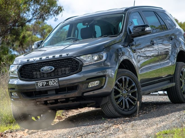 2020 Ford Everest Sport