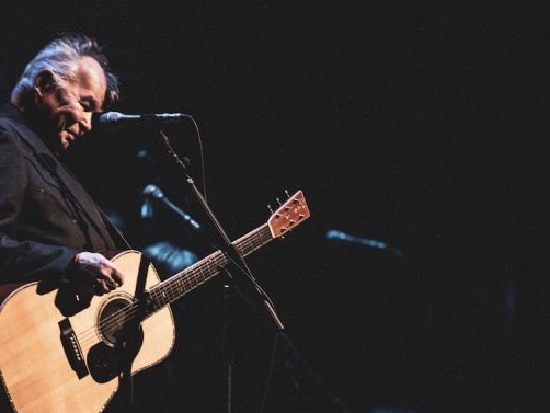 "Country Music Legend John Prine Is In A ""Critical"" Condition With Coronavirus Symptoms"