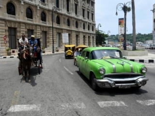 Cuba from a Chevy (The West Australian)