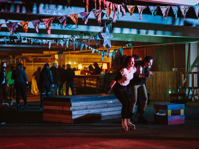 Melbourne's Underground Roller Disco is back with it's most ambitious event yet