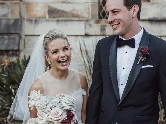 Emma Freedman shares gorgeous wedding photos