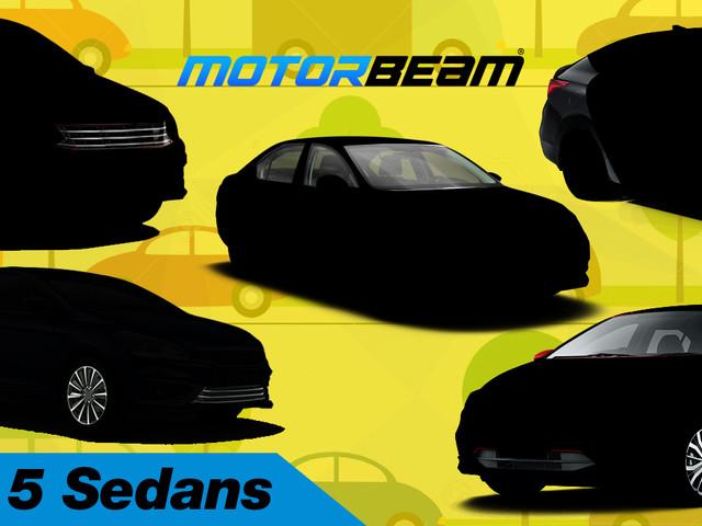 Top 5 Sedans In India [Video]