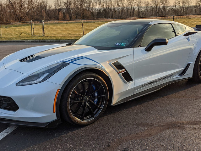 Would You Take This Rare C7 Corvette Grand Sport Over A New C8?