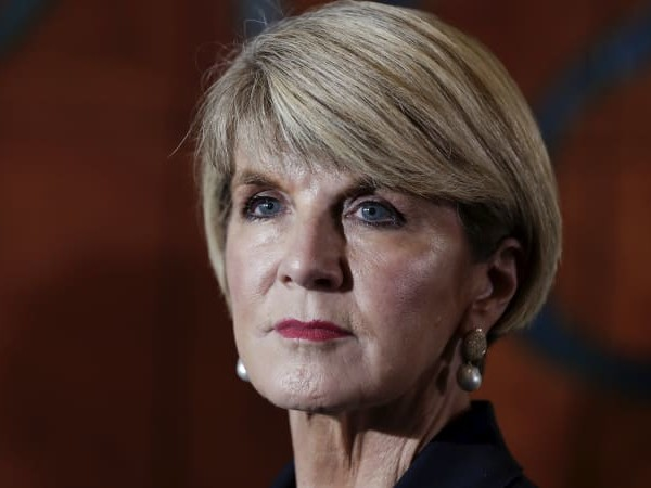 'Less predictable and less committed': Bishop's pointed speech on 'disruptive' US