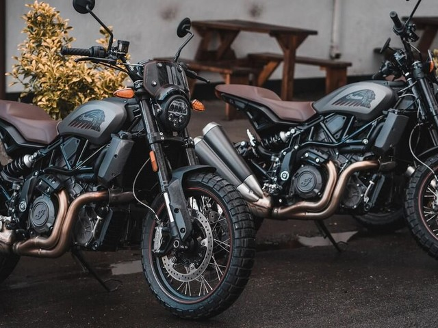 2020 Indian FTR 1200 Rally first ride review: From flat track to rat pack - Roadshow