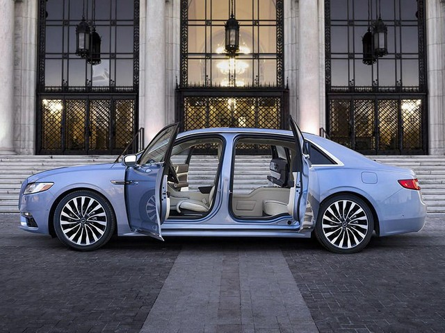 The $110,000 Lincoln Continental Coach Door Edition is sold out -- for now - Roadshow