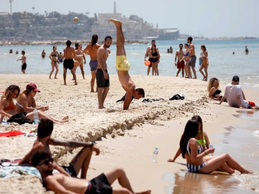 Israelis were told to 'have fun' after lockdowns eased. Now they're facing a second wave