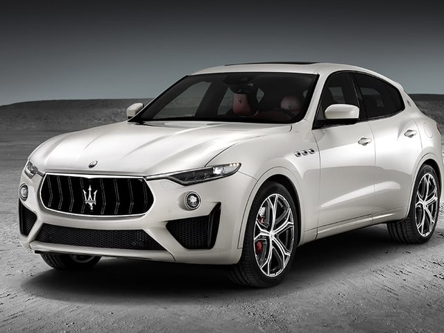 Maserati Levante V8 models on sale now, but there's a catch...