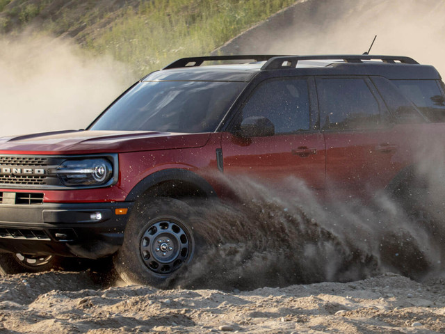 Ford May Have Built Certain 2021 Bronco Sport SUVs With Incorrect Front Lower Control Arms