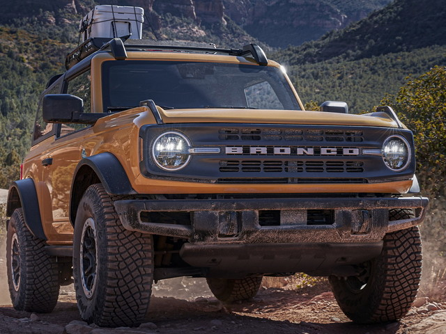 """Ford Bronco Would """"Absolutely"""" Work In Europe, Says CEO Jim Farley"""