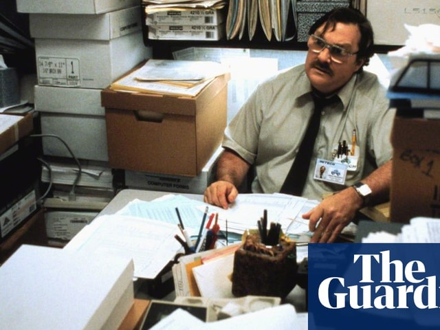 Office Space at 20: how the comedy spoke to an anxious workplace