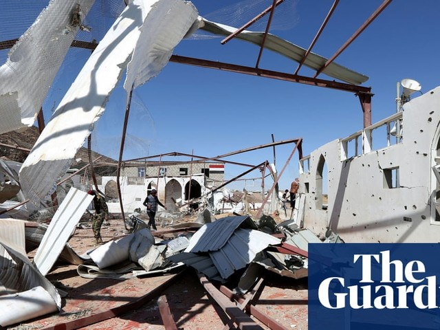 Yemen: death toll rises to 116 from suspected Houthi missile attack