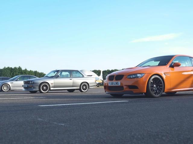 BMW M3 E30 vs E46 vs E92 vs F80 Is A Fight For Sore Eyes