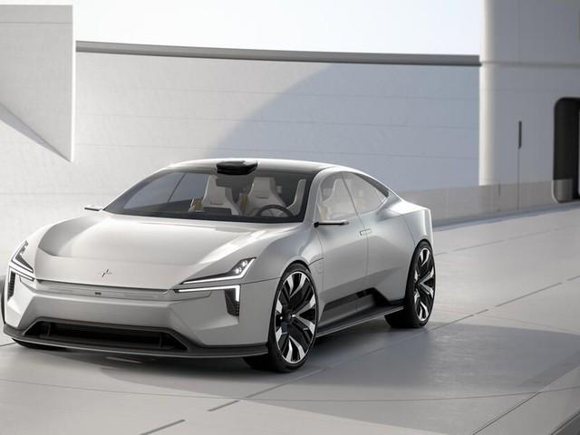 Polestar Precept EV concept is a look at the brand's near future - Roadshow