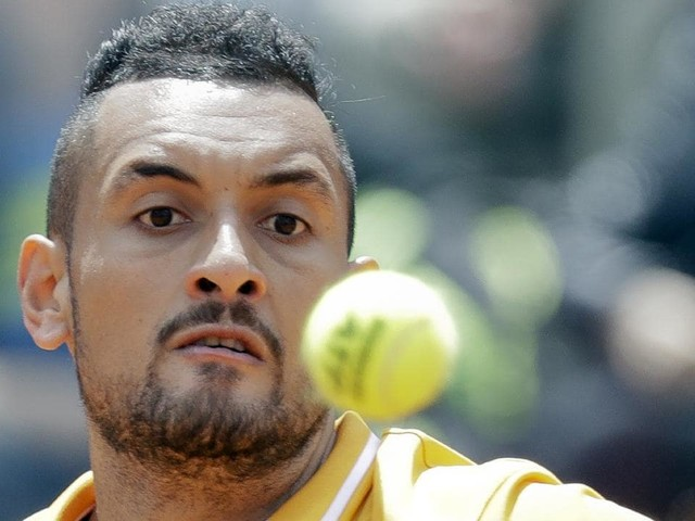 Nick Kyrgios pulls out of French Open just days after saying clay-court tournament 'sucks'