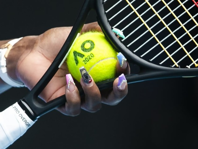 The Australian Open Is Serving Up Fresh Nail Inspiration and We're Taking Screenshots